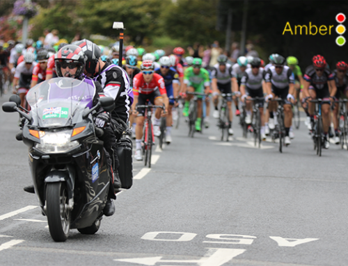 Racing Ahead At The Tour Of Britain